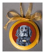Pet Portrait Ornaments, Atlanta
