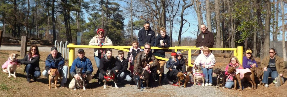 Cobb Count Bully Breed Walk February 2013