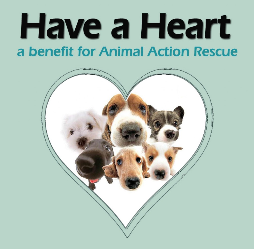 Have a heart a benefit for Animal Action Rescue